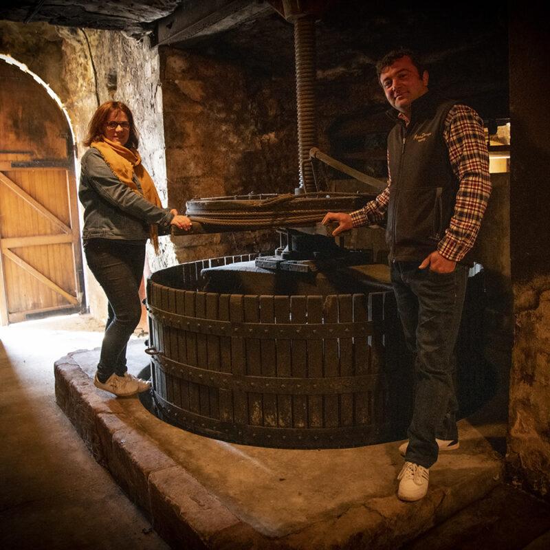 La Maison Darragon - Visites et Dégustation de vin à Vouvray (37)